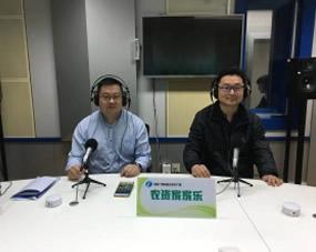 领导和孙专家亲自座谈河南广播电视台《农资家家乐节目》